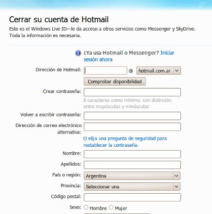 Crear Cuenta Hotmail En Outlook 2010   CFA Vauban du Bâtiment
